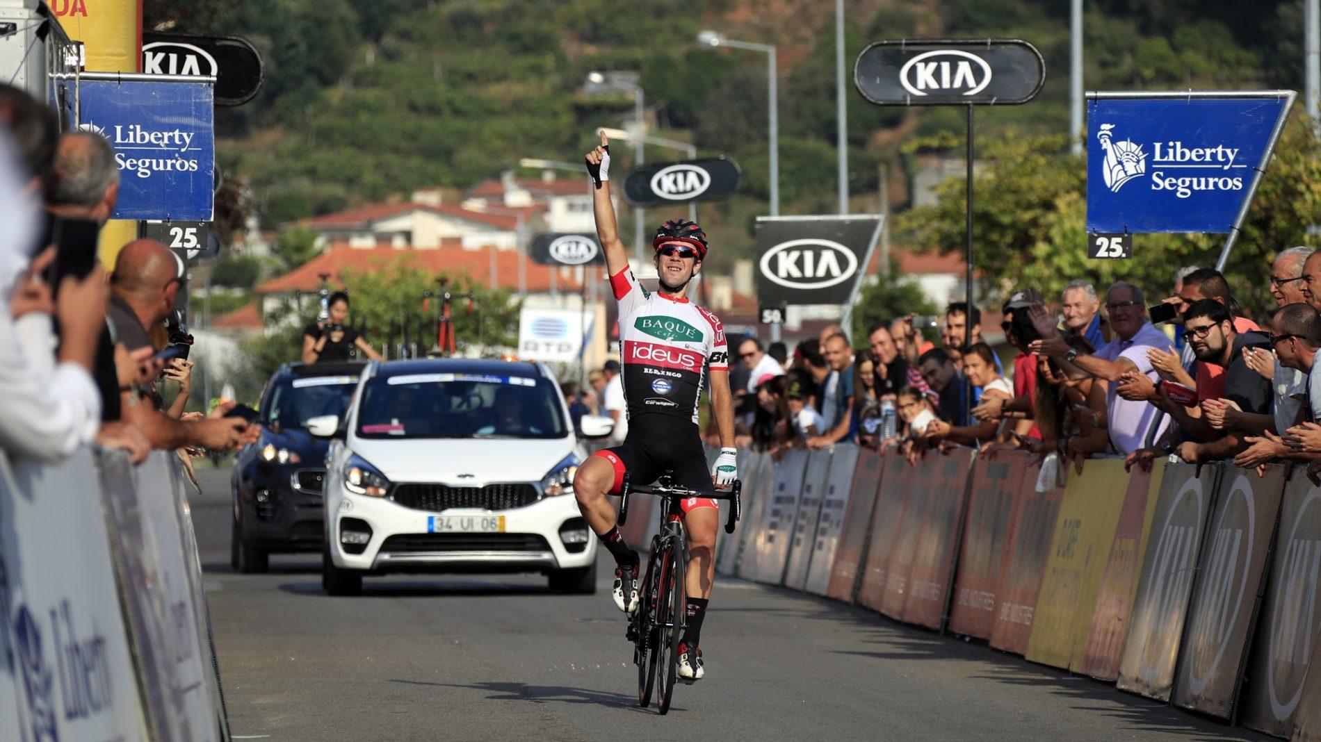 Volta a Portugal do Futuro dá primeira vitória do ano