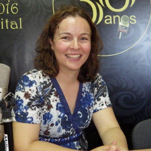 Ana Paula Abreu, investigadora na área das microalgas, é a convidada do Espaço BLC3- Ciência no Interior
