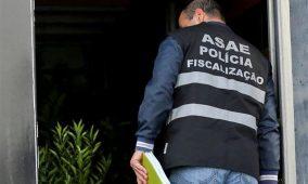 ASAE apreendeu alimentos no valor de 5.500 euros em zonas de veraneio