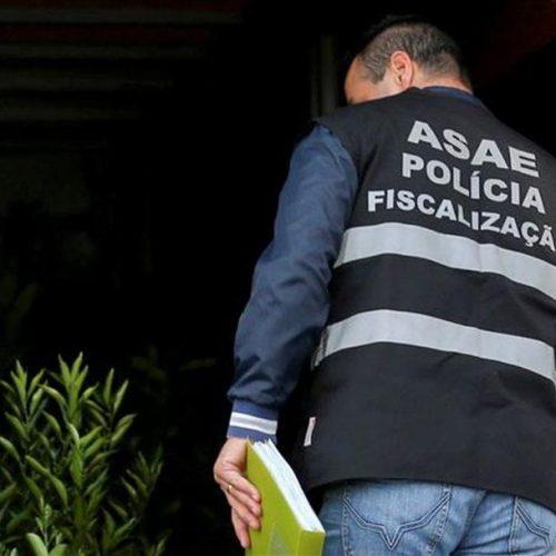 ASAE apreendeu cerca de 80 Kg de alimentos e 69 peças de vestuário em operação nacional