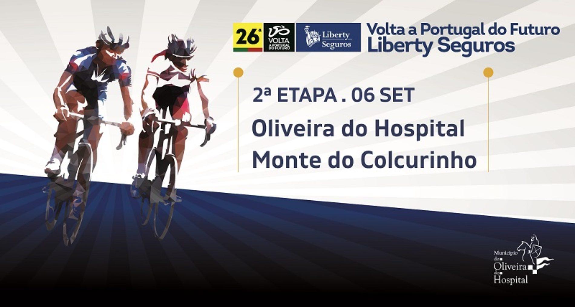 Oliveira do Hospital recebe amanhã 2ª etapa da 26ª Volta a Portugal do Futuro