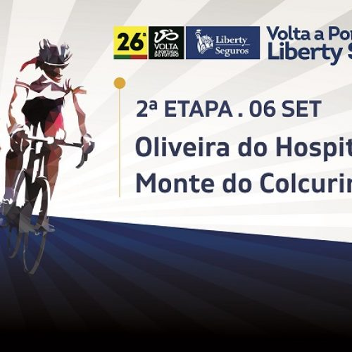 Oliveira do Hospital recebe amanhã 2ª etapa da 26ª Volta a Portugal do Futuro