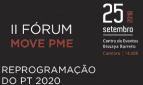 AIP promove seminário sobre o projeto MOVE PME em Coimbra