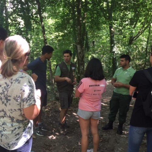 Projeto pioneiro leva jovens exploradores à descoberta da Serra do Açor