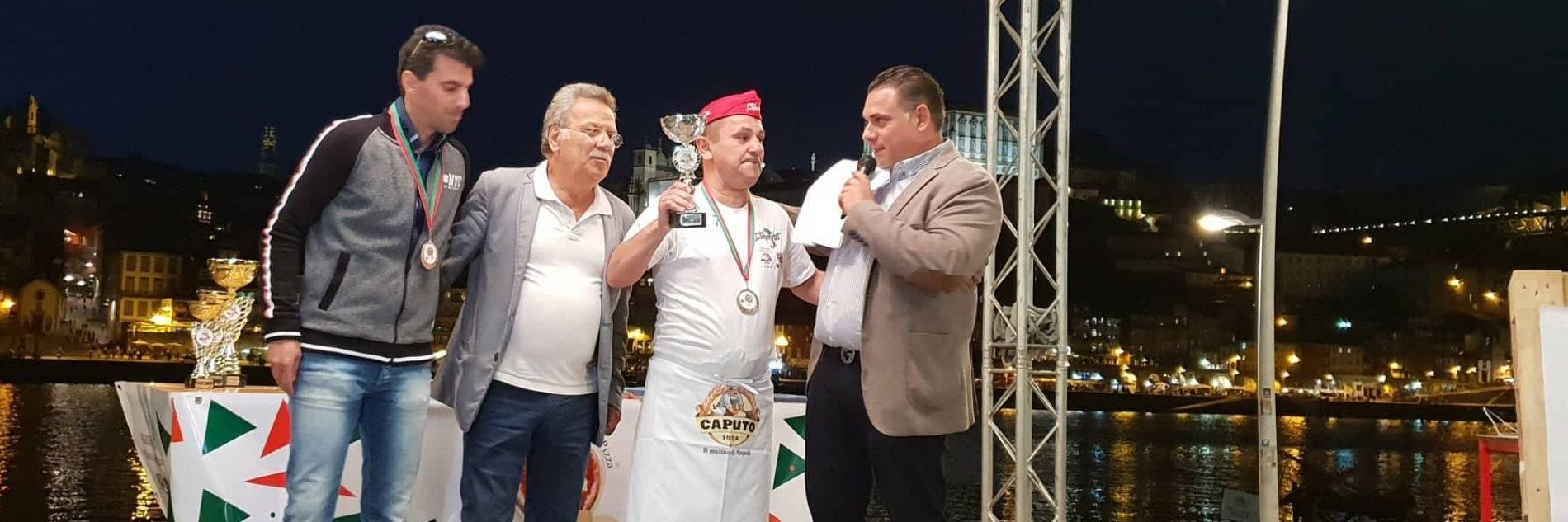 Casimiro Santos alcança 2º lugar no Concurso Nacional de Pizzaiolos com pizza de requeijão e doce de abóbora