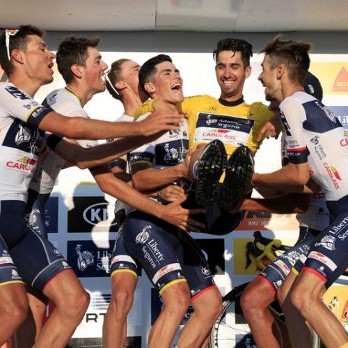 Venceslau Fernandes conquistou a 26ª Volta a Portugal do Futuro