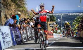 Francisco Campos vence 3ª etapa da Volta a Portugal do Futuro. Venceslau Fernandes mantém a Camisola Amarela