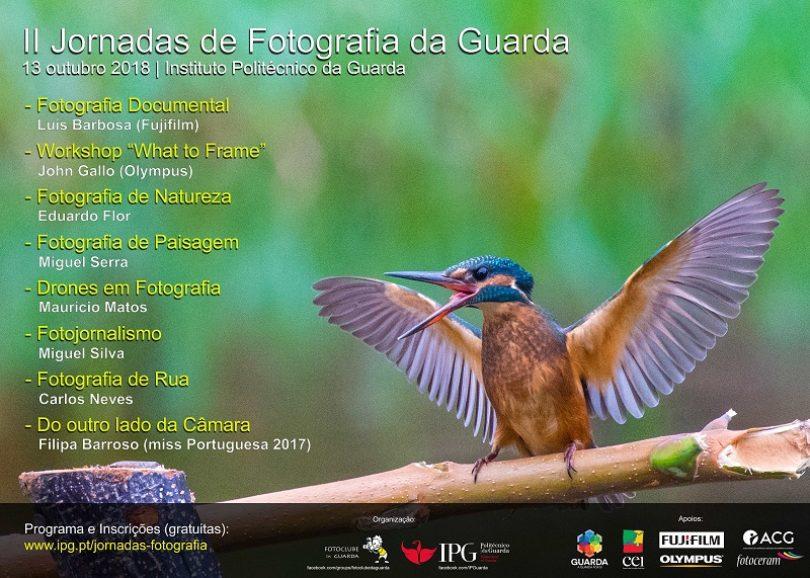 Politécnico e Fotoclube da Guarda promovem Jornadas de Fotografia