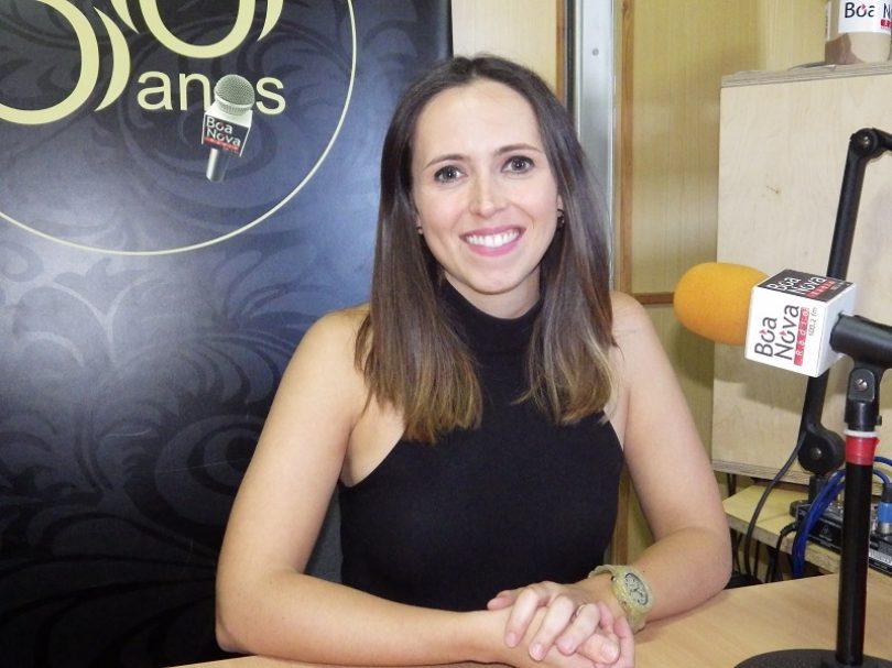 Rita Pontes, investigadora na área das biorrefinarias, é a convidada do Espaço BLC3- Ciência no Interior