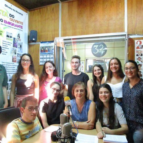 """""""A Escola e o Meio""""está de regresso à Rádio Boa Nova"""