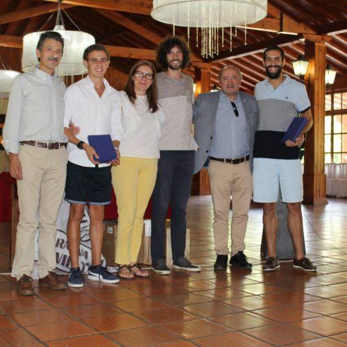Maratona Clube Vila Chã distinguiu atletas em dia de aniversário