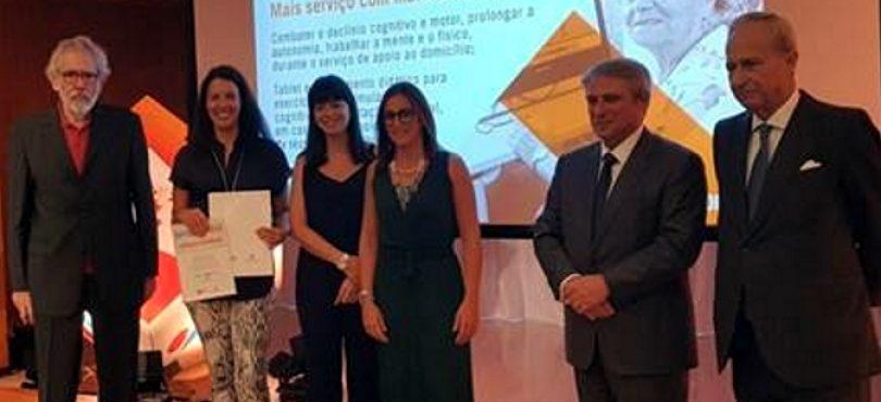 Cáritas de Coimbra vence prémio BPI Seniores