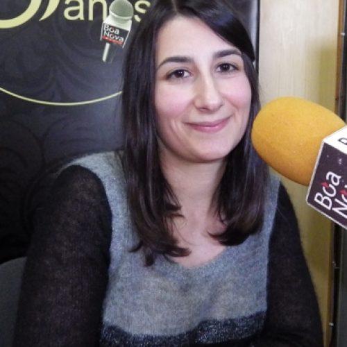 Catarina Nunes, investigadora na área da Engenharia Biológica, é convidada do Espaço BLC3- Ciência no Interior