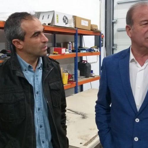"""José Carlos Alexandrino: """"O concelho deve muito a estes empresários pela sua resiliência"""" (com vídeo)"""