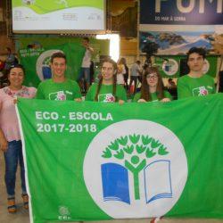 EPTOLIVA galardoada com Bandeira Verde Eco-Escolas