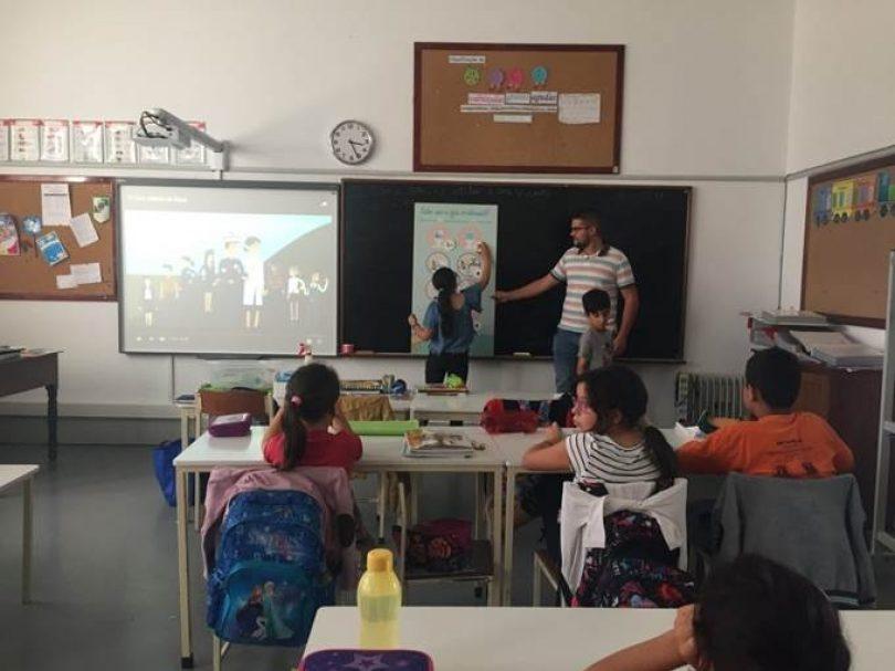 Município de Arganil e Águas do Centro Litoral comemoram Dia Nacional da Água nas Escolas