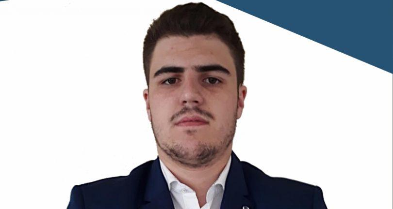 Rafael Dias é candidato à distrital da Juventude Popular