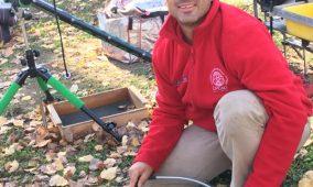 Penacovense Rui Coimbra é campeão nacional de pesca