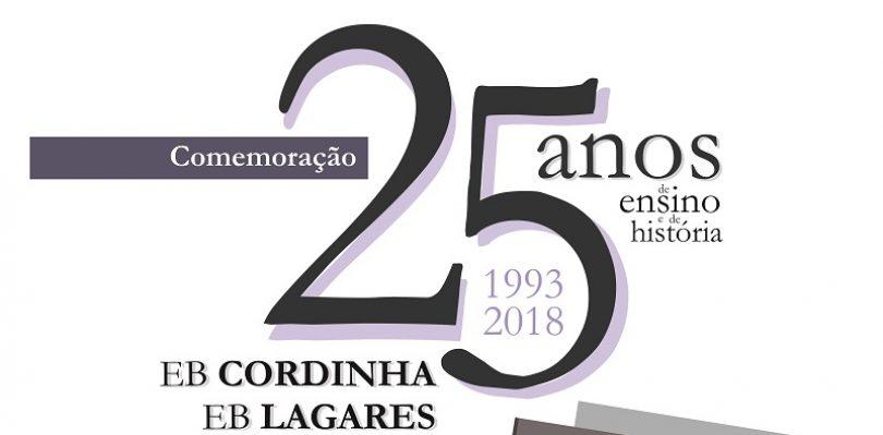 Escolas Básicas da Cordinha e de Lagares da Beira comemoram 25º aniversário