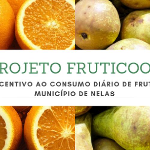 Projeto Fruticool: Município de Nelas distribui fruta aos alunos do 1º CEB e jardim-de-infância