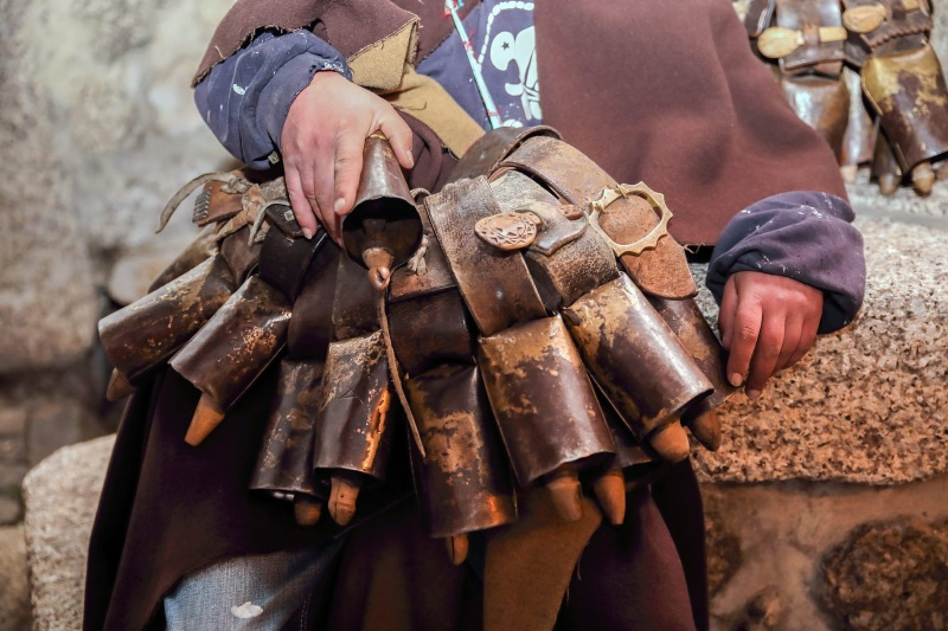 Pastores de Loriga mantêm tradição secular das chocalhadas de São Martinho