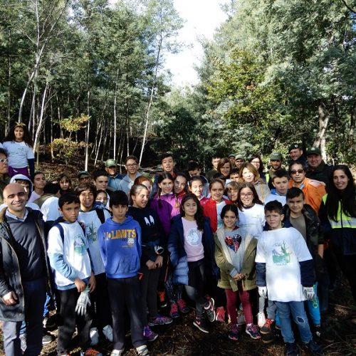 Município de Penacova comemorou Dia da Floresta Autóctone