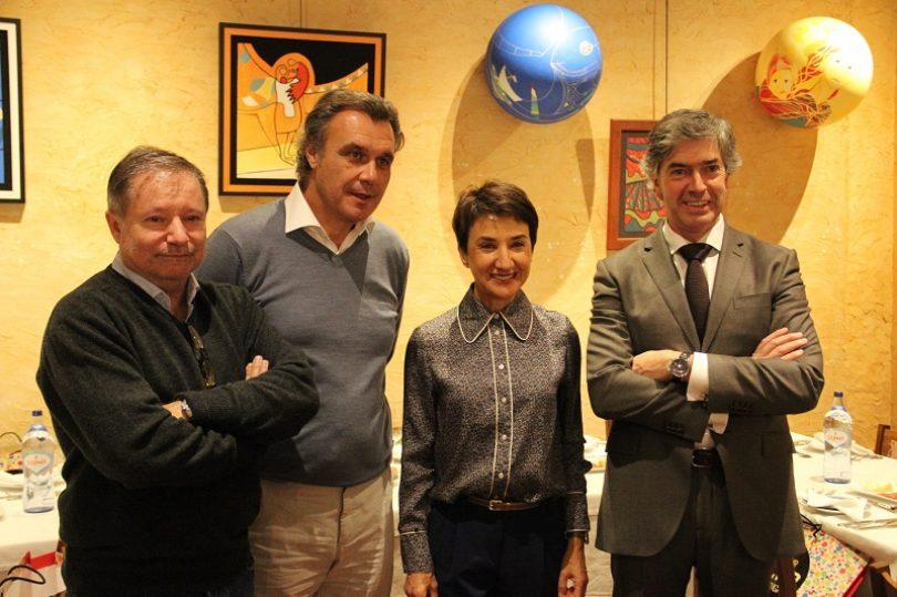 Agentes de viagens espanhóis e portugueses reuniram-se no Centro de Portugal