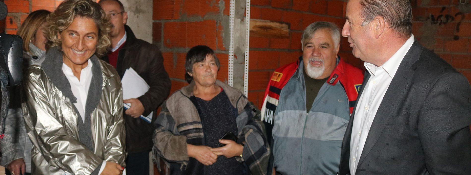 Oliveira do Hospital: De 127 casas, 55 estão concluídas e seis ainda não estão recomeçadas