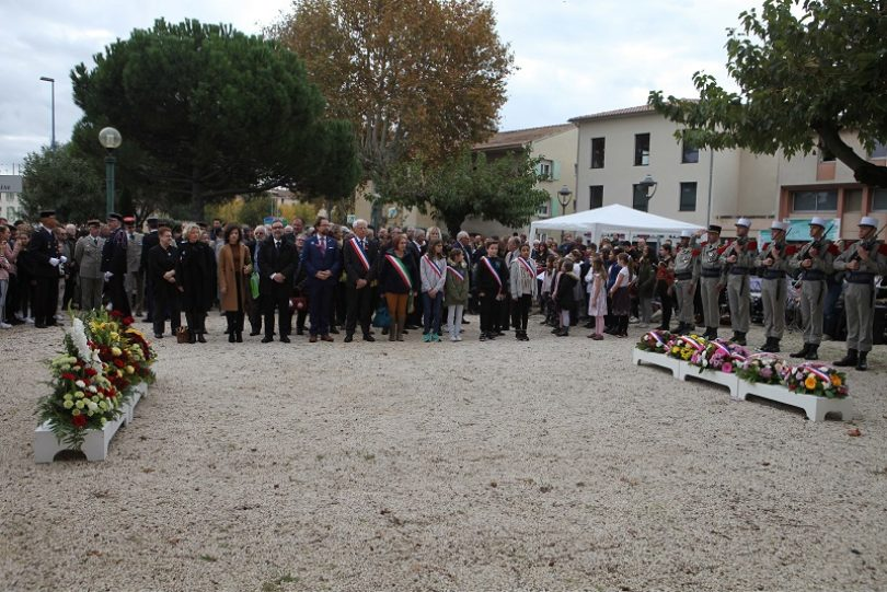 Município de Penacova em Cerimónia Comemorativa do Centenário do Armistício em França