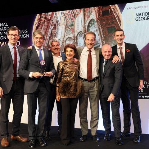 Campanha do Turismo Centro de Portugal conquistou Prémios Internacionais de Viagem e Turismo