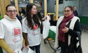 Pirâmide de Natal Solidário angariou 1.530 kg de bens alimentares em Oliveira do Hospital