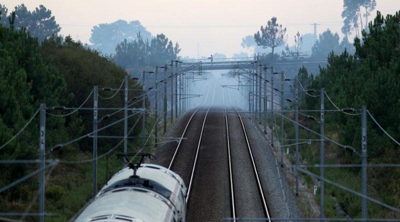 Obras concluídas na linha da Beira Alta