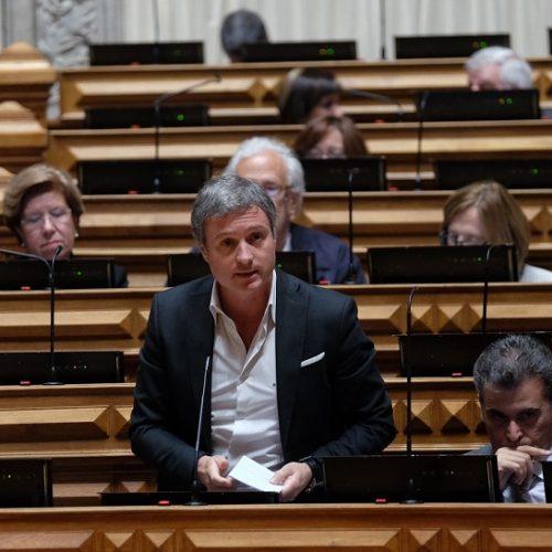 Deputado Pedro Coimbra pede requalificação total da EN 230 em Oliveira do Hospital