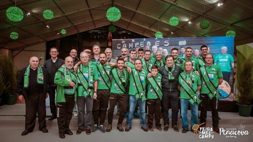 Penacova distingue Rui Coimbra e Clube de Pesca de Penacova pela conquista de prémios nacionais