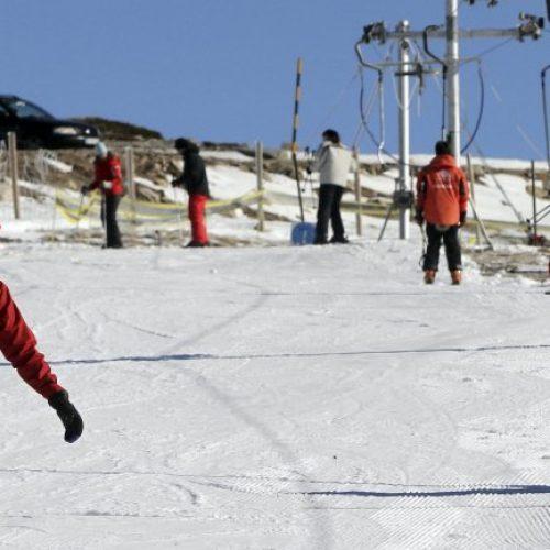CCDRC obriga a retirar o tapete rolante da estância de esqui na Serra da Estrela