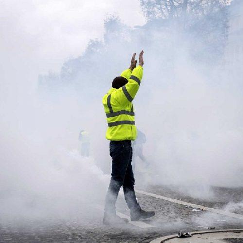 Coletes Amarelos: PSP alerta para condicionamentos de trânsito em vários distritos do país