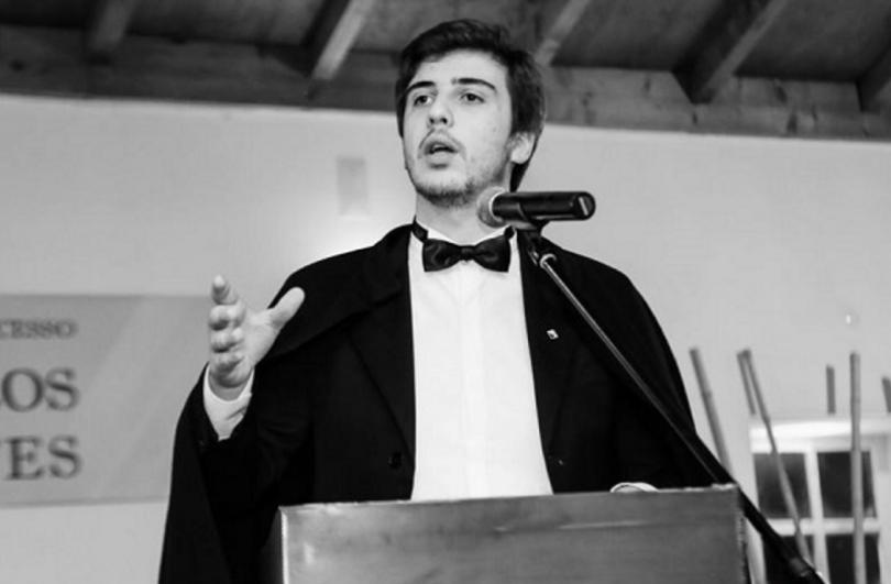 Daniel Azenha eleito presidente da Associação Académica de Coimbra