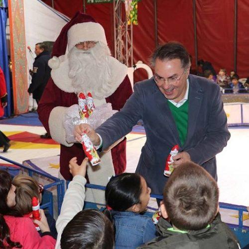 Magia do Natal espalhou-se pelo Município de Nelas