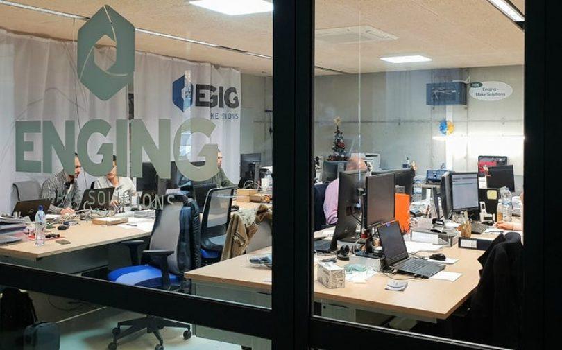'Startup' de Oliveira do Hospitalreforça presença na Europa