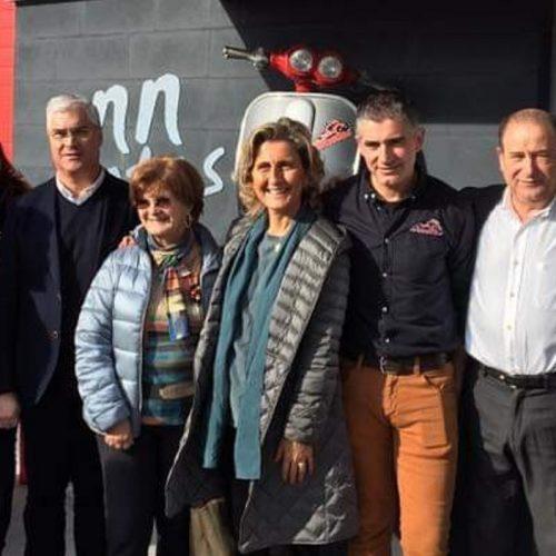 Empresa NN Motos retoma laboração depois do grande incêndio do ano passado