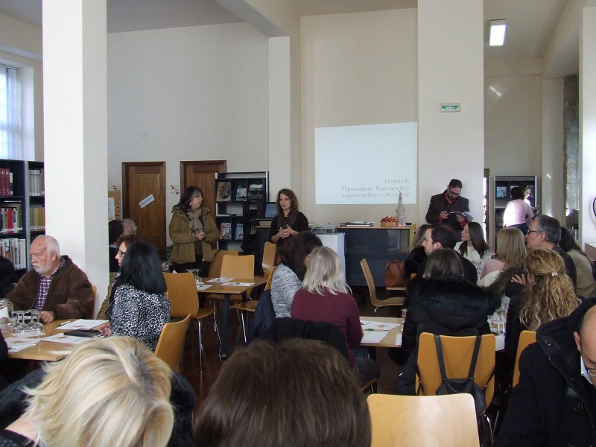 Rede Social do concelho de Oliveira do Hospital reuniu em Fórum de Planeamento Participativo