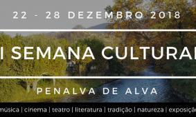 """II Semana Cultural de Penalva de Alva pretende """"aproximar as pessoas das suas origens"""""""