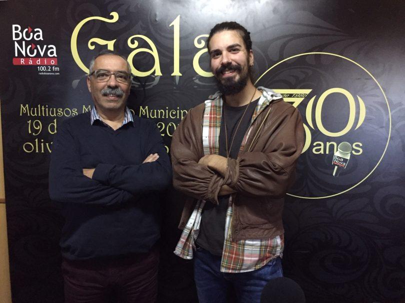 Luis Cruz, uma nova voz no panorama musical nacional