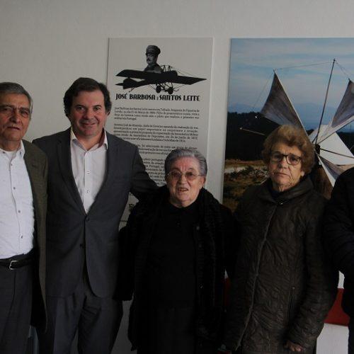 Penacova homenageou José Barbosa Santos Leite