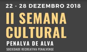Sociedade Recreativa Penalvense promove II Semana Cultural