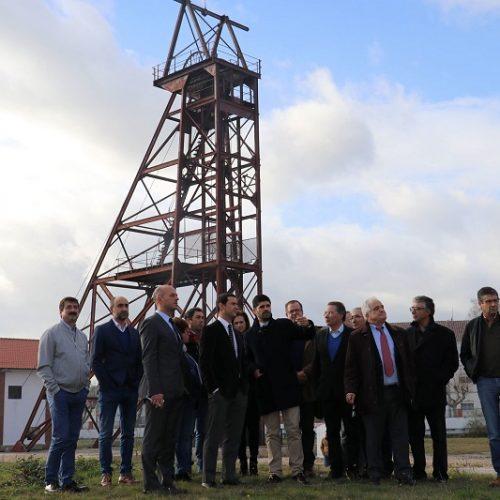 Secretário de Estado da Energia visitou o Município de Nelas e perspetivou futuro das Minas da Urgeiriça