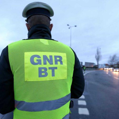"""GNR intensifica fiscalização rodoviária com operação """"Estrada Segura"""""""