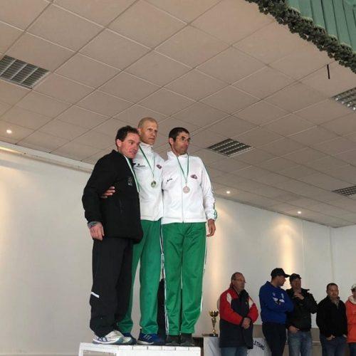 Maratona Clube Vila Chã participou no 41º Campeonato Distrital de Corta-Mato no Sabugal