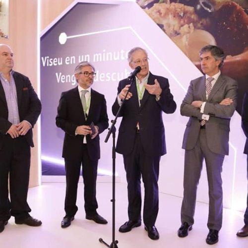 Viseu apresentou-se pela primeira vez na Feira Internacional de Turismo de Madrid