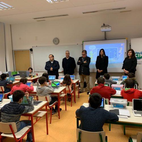 Região de Coimbra e Tábua apresentam programa de inovação na educação